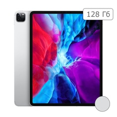"iPad Pro 12.9"" (2020) 128Gb Wi-Fi + Cellular Silver"