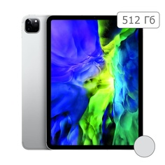 "iPad Pro 11"" (2020) 512Gb Wi-Fi + Cellular Silver"