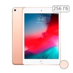 Apple iPad mini 2019 256Gb Wi-Fi (gold)