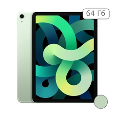 iPad Air 2020 64Gb Wi-Fi + Cellular Green