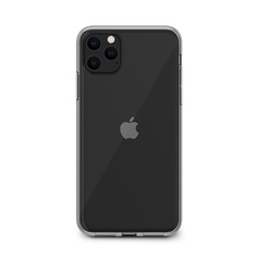 Чехол для iPhone 11 Pro Max Silicon Clear
