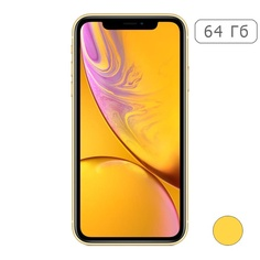 iPhone XR 64Gb желтый