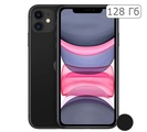 iPhone 11 128Gb Black/Черный (RU)