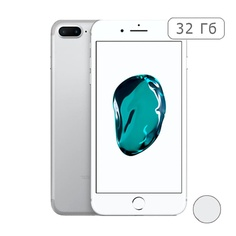 iPhone 7 Plus 32Gb Silver/Серебристый