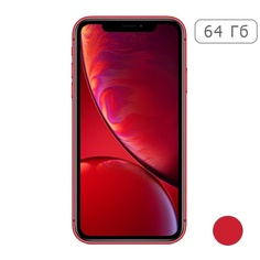 iPhone XR 64Gb Red/Красный