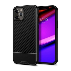 Чехол-накладка Spigen Core Armor для iPhone 12 Pro Max (Black)