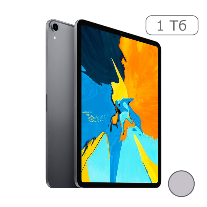 "iPad Pro 11"" (2018) 1Tb Wi-Fi + Cellular Space Gray"