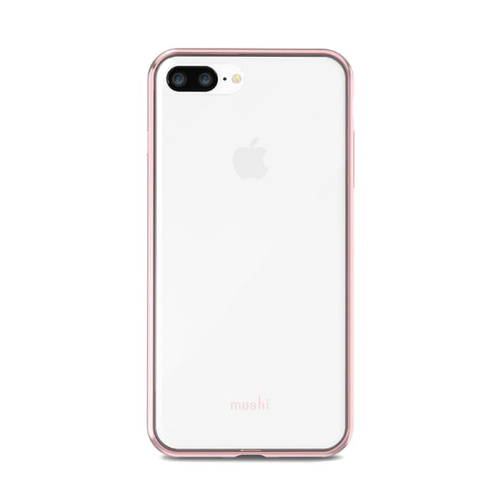 Чехол для iPhone 8 Plus/7 Plus Moshi Vitros Orchid Pink