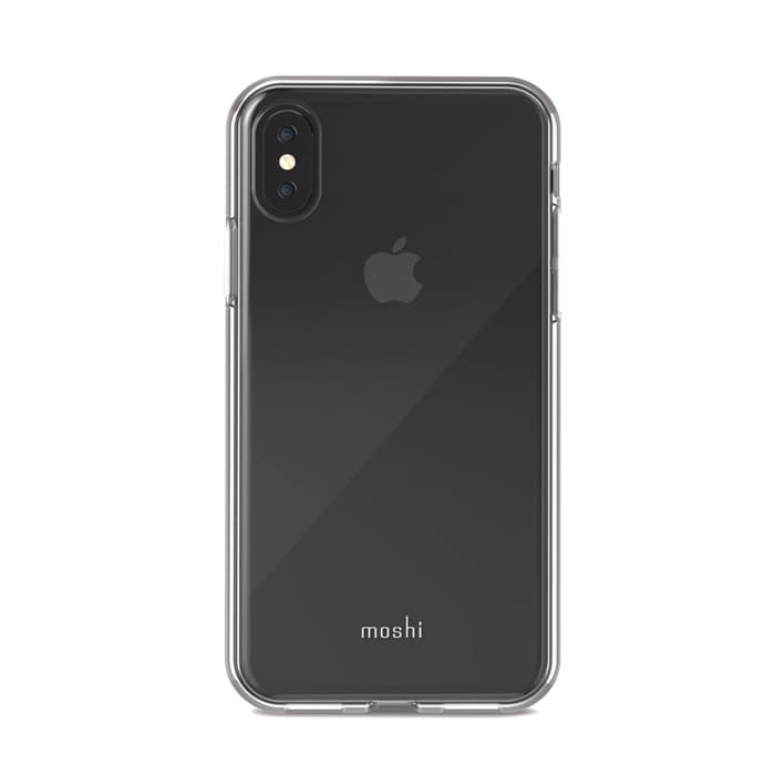 Чехол для iPhone X Moshi Vitros Crystal Clear
