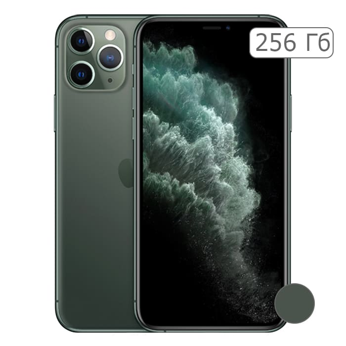 iPhone 11 Pro Max 256Gb Midnight Green/Зеленый