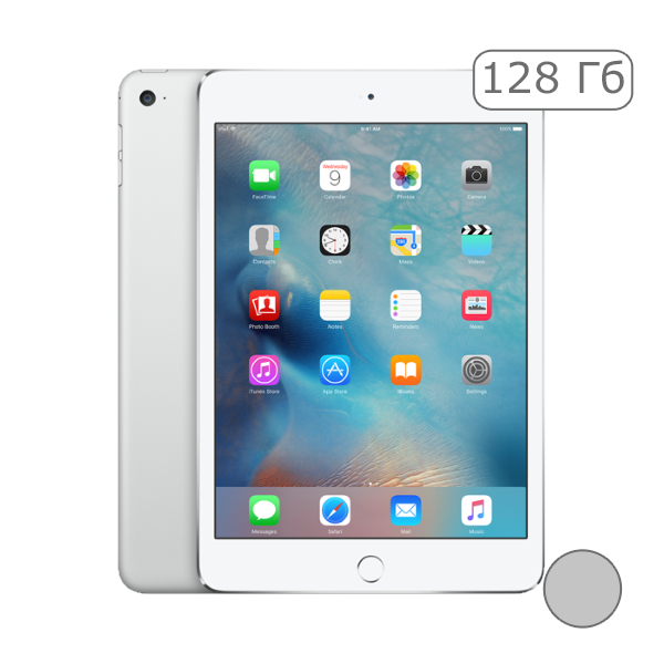 iPad mini 4 128Gb Wi-Fi (Silver)