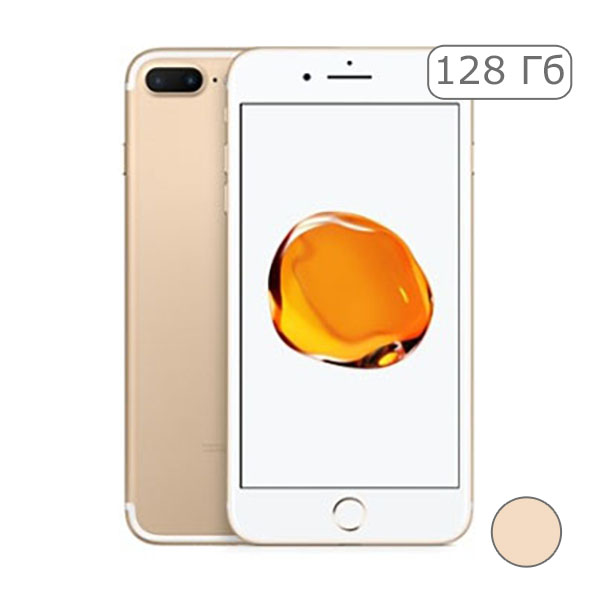 iPhone 7 Plus 128 gb Gold