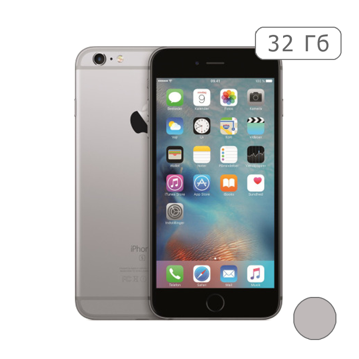 iPhone 6S 32Gb Space Gray/Серый космос