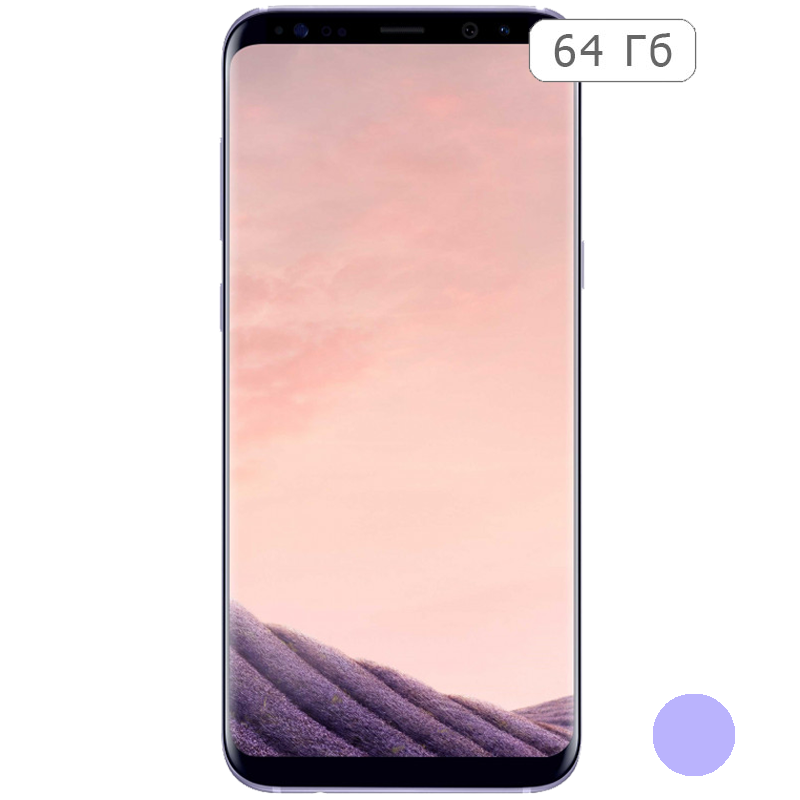 Galaxy S8 Plus 64Gb Orchid Gray