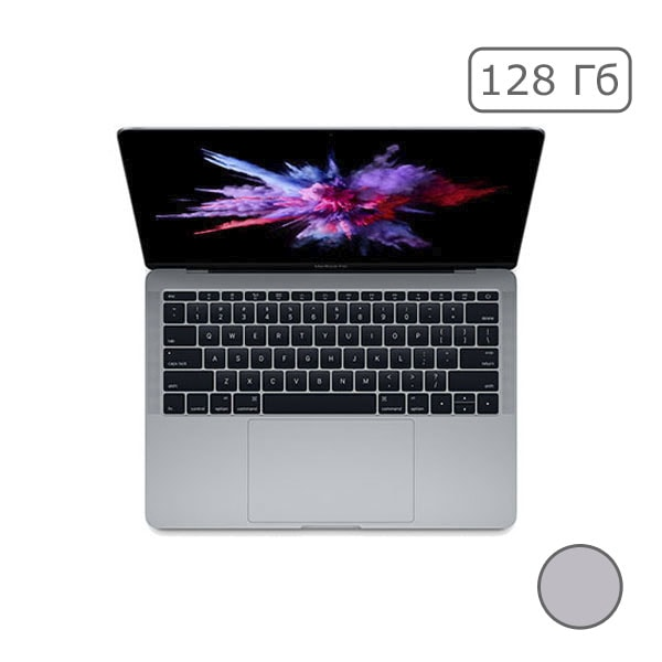 "MacBook Pro 13"" Core i5 2,3 Ггц, 8 Гб, 128 Гб SSD, Iris 640 Space Gray MPXQ2RU/A"