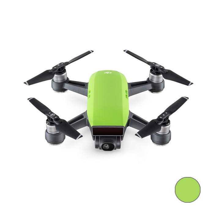 DJI Spark Combo (Meadow Green, зеленый)