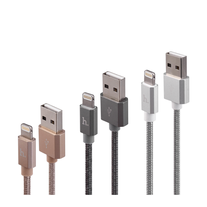 Lightning to USB HOCO MFI Cable