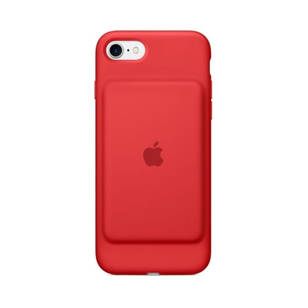 Чехол Smart Battery Case для iPhone 7 / 8 (PRODUCT Red) ORIGINAL