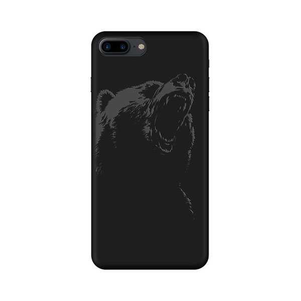 Пластиковый кейс Art Black для iPhone 7 Plus / 8 Plus