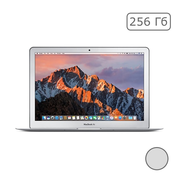 "Macbook Air 13"" (2017) 256Gb Flash MQD42RU/A"