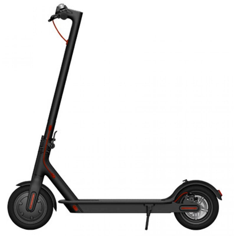 Электросамокат Xiaomi Mijia Electric Scooter M365 Черный EU