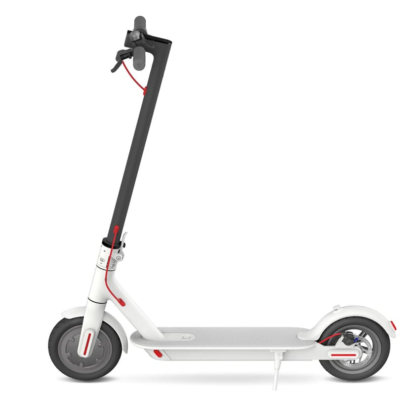 Электросамокат Xiaomi Mijia Electric Scooter M365 Белый EU