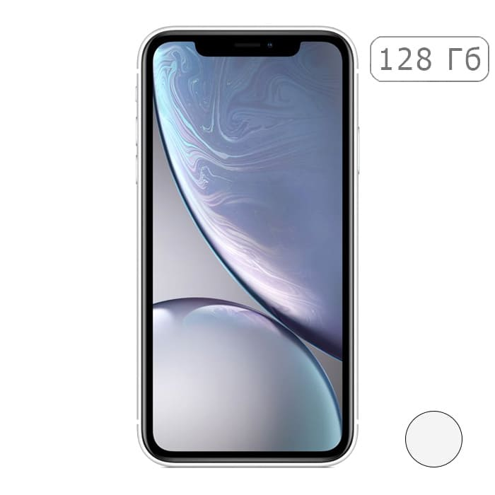 iPhone XR 128Gb White/Белый