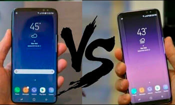 Samsung Galaxy A8 Plus VS Samsung Galaxy S8 Plus