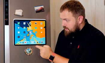 Распаковка Apple iPad Pro с Face ID за 153.000 рублей...